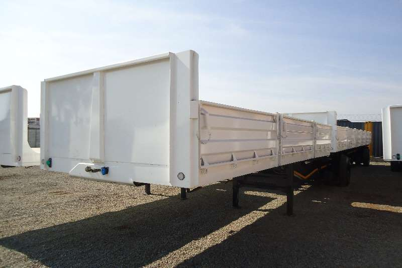 Kearneys High sides dropside superlink new Trailers