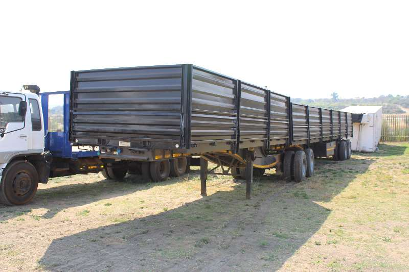 Trailers Kearneys High Sides Kearneys Hi side side tipper link 0