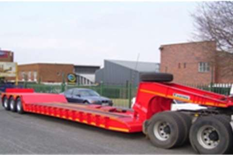 Kearneys New Payloader Trailers