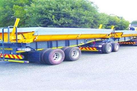 Trailers Kearneys Side Tipper- 2015