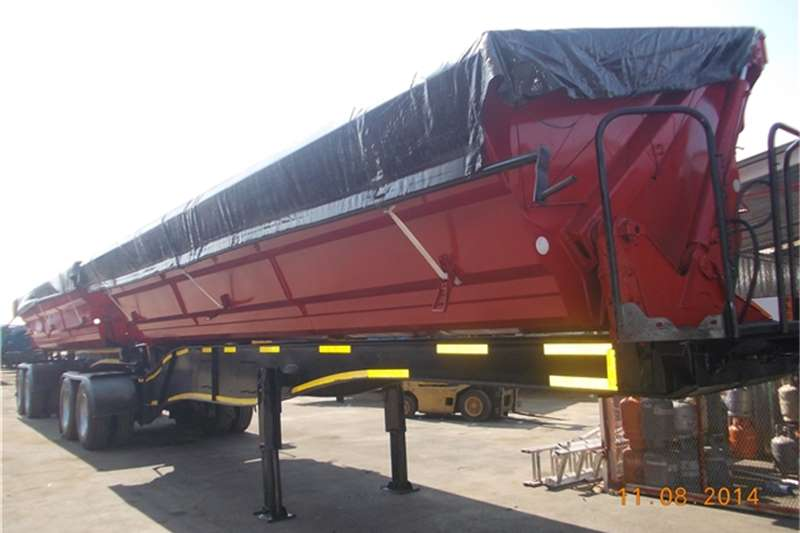 Kearneys Side tipper 36 ton  Trailers