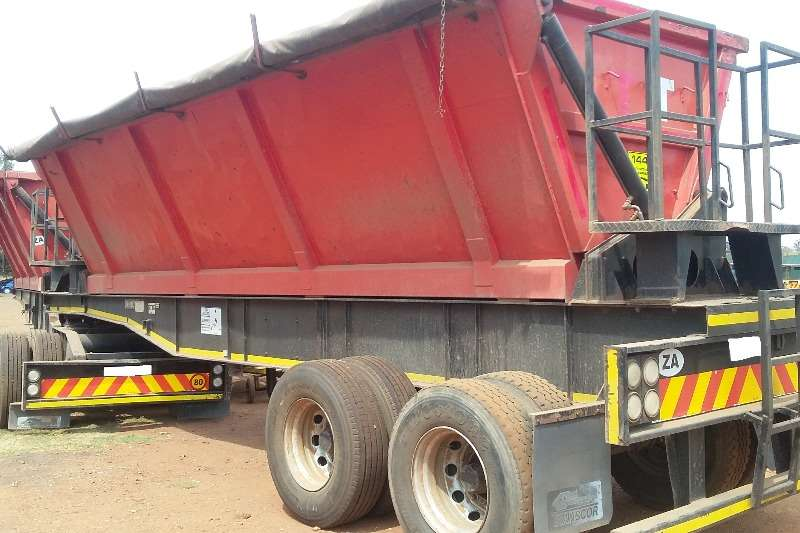 Martin Side tipper Used Martin 40 Cube Side Tipper Link Available Trailers