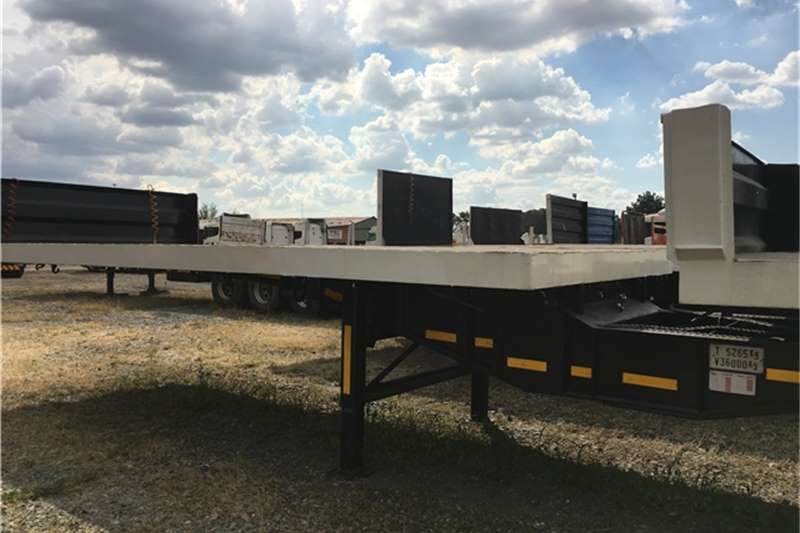 Mele Superlink Mele flatdeck superlink Trailers