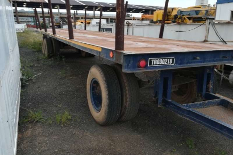 Other 12m 30 Ton Trailer Trailers