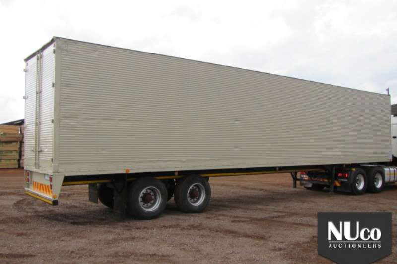 Other BASSET BODIES DOUBLE AXLE VOLUME BODY TRAILER Trailers