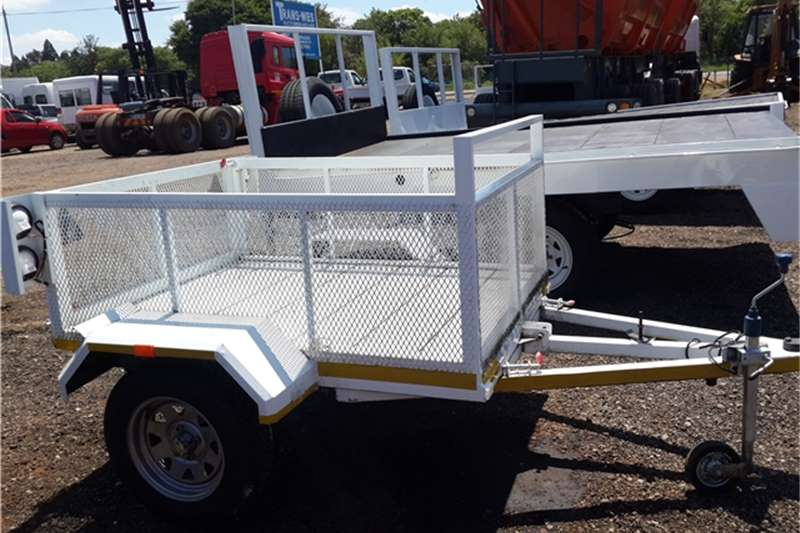 Trailers Other Box Body QUAD TRAILOR 2016