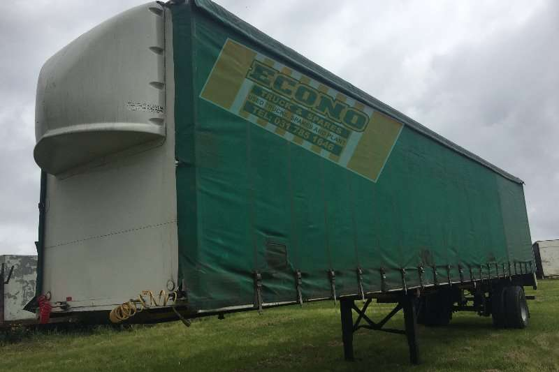 Other Curtain side LMC Trailers