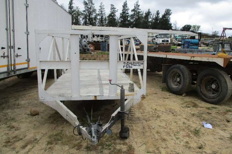 Other Double axle 6 M Trailers
