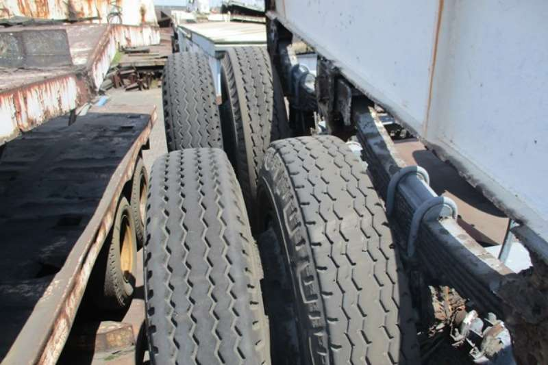 Other Double axle Double Axle Container Trailer Trailers