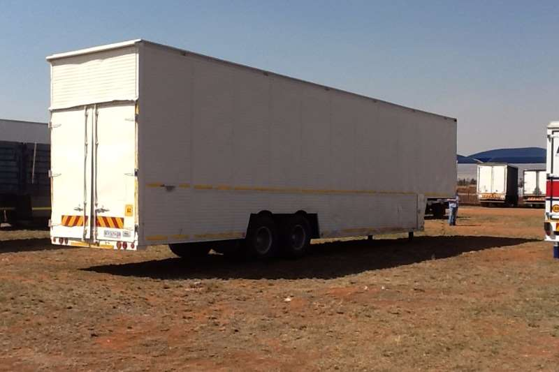 Other Double axle Pieterse Engineering Pantech Trailers