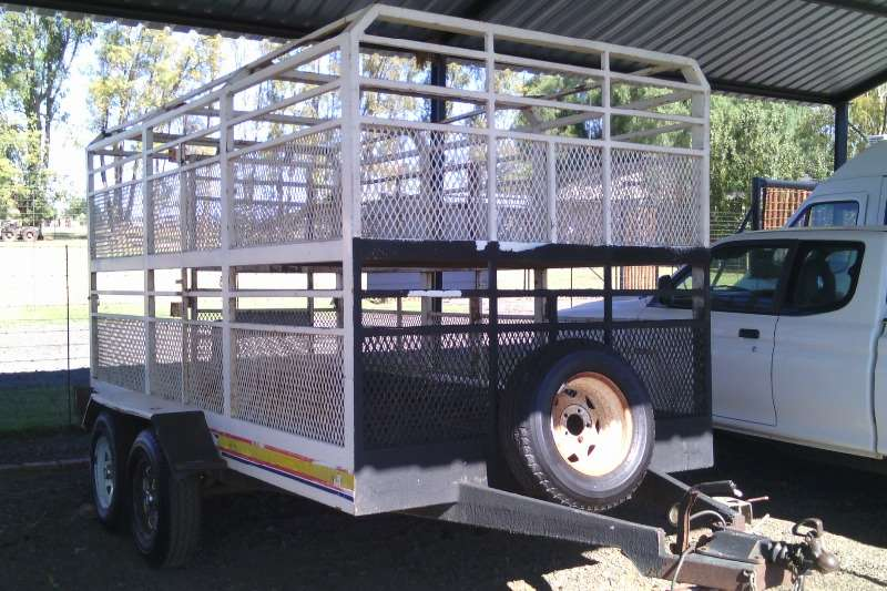 Other Double Axle Trailer Trailers