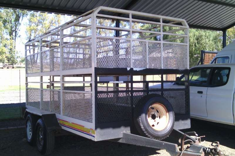 Trailers Other Double Axle Trailer 0