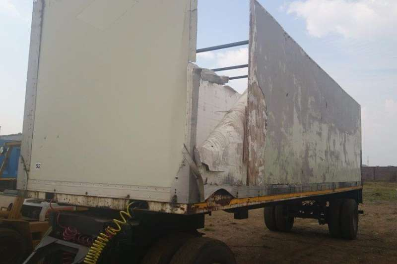 Trailers Other Drawbar 0