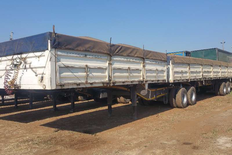Other Dropside Dropside Superlink Trailers