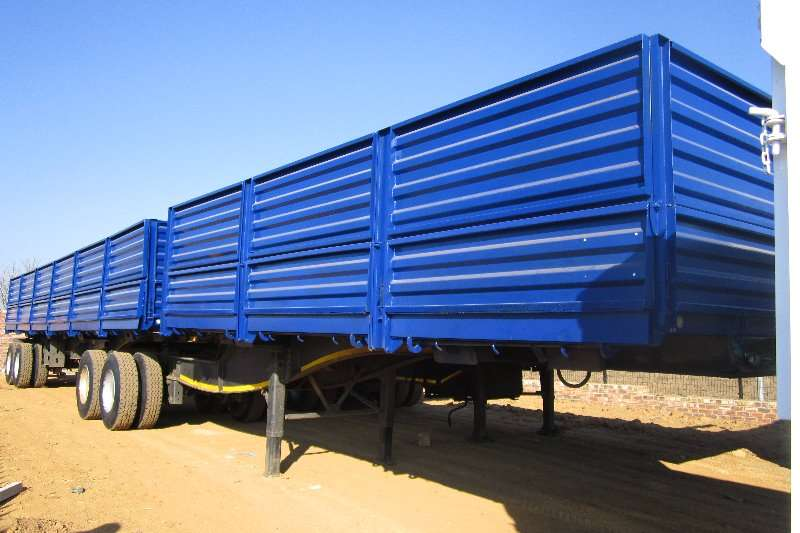 Other Dropside Kearneys Dropside superlink Trailers