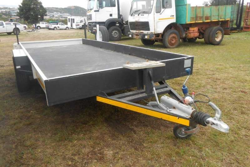 Trailers Other Flat Deck 0