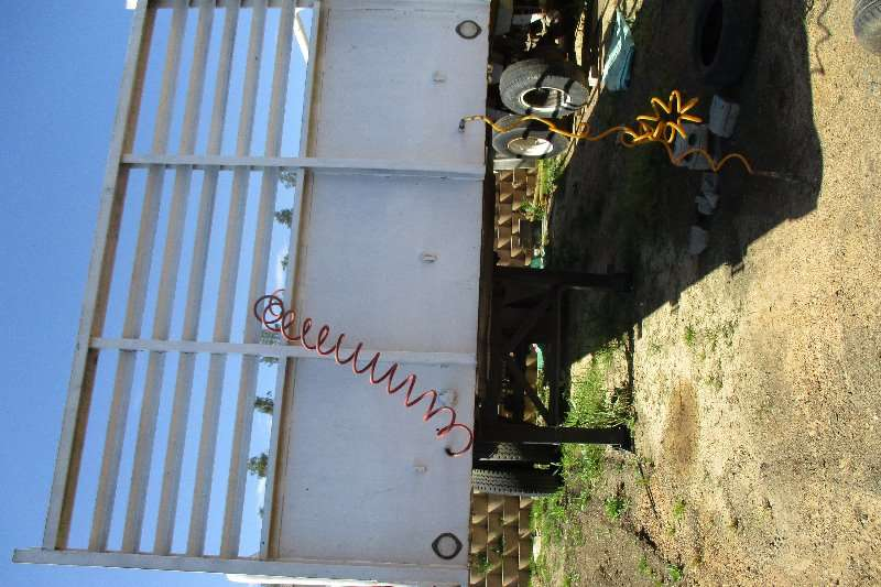 Other Flat deck 7M SINGLE AXLE Trailers
