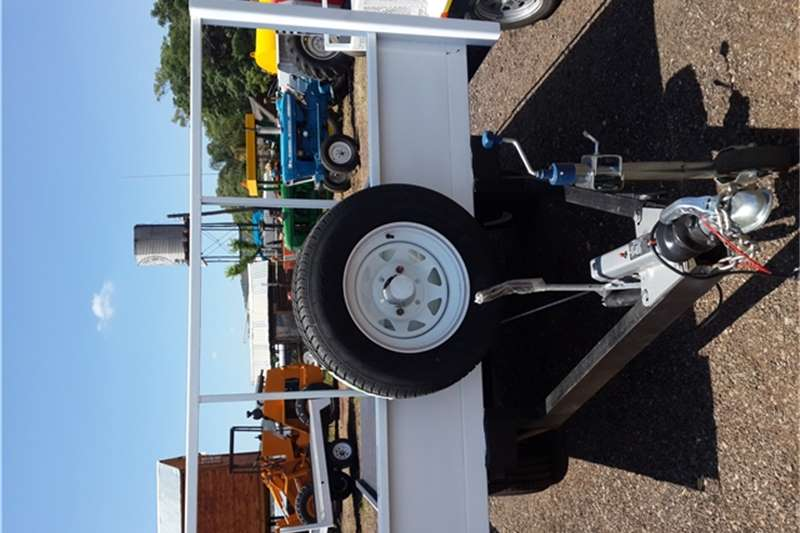 Trailers Other Flat Deck Single axle 2016