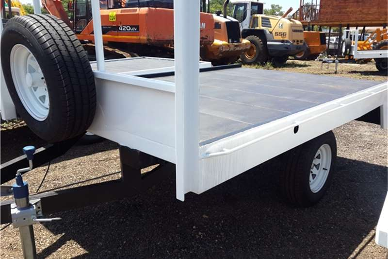 Other Flat deck Single axle Trailers