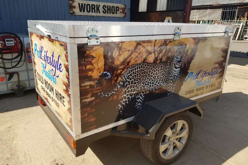 Other Food truck trailer Trailers