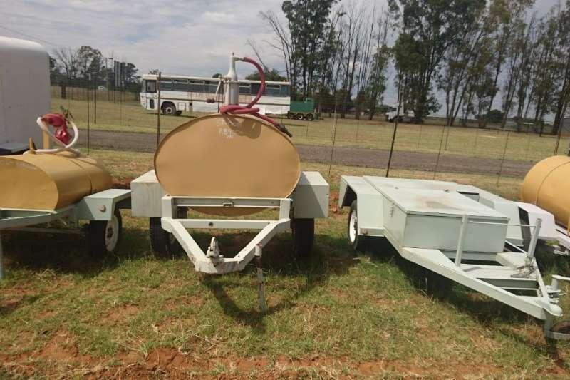 Other Fuel tanker Diesel / Water tank trailer Trailers
