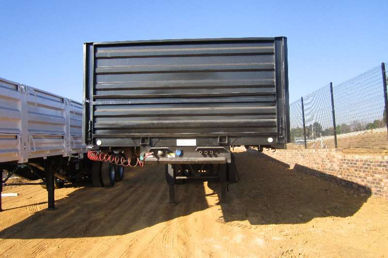Other Grain carrier Kearneys Dropside superlink Trailers