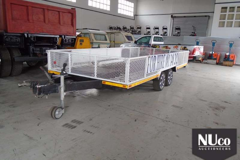 Trailers Other GYMCO TRAILER 0