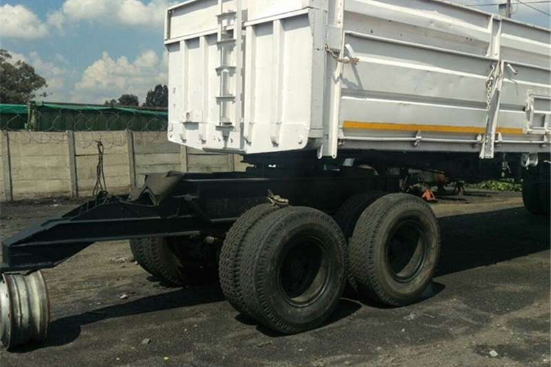 Trailers Other Mass Side 12.2 m Dropside 1.2 m 2000