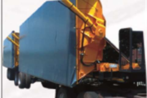 Trailers Other Payloader New design 2014