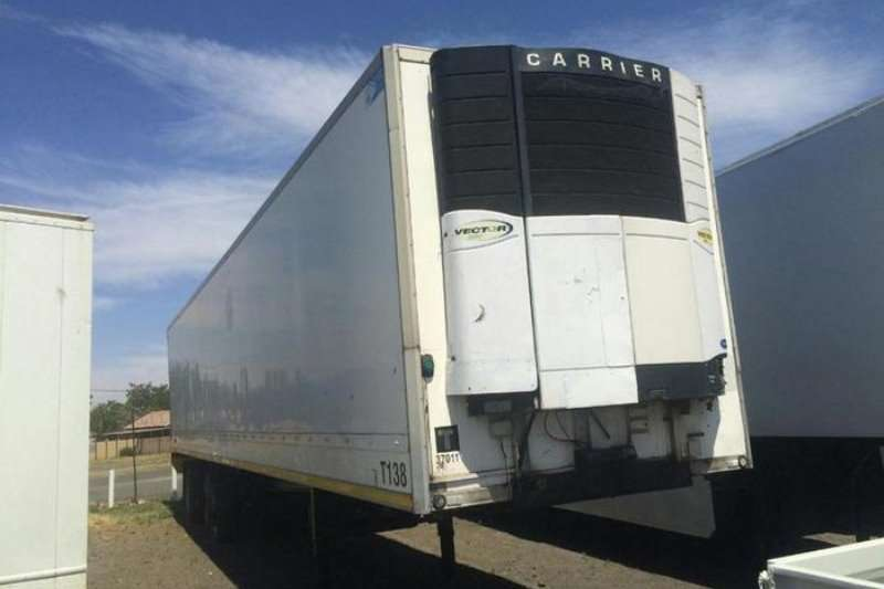 Trailers Other Refrigerated Trailer Thermo King 30 Palleters 2010