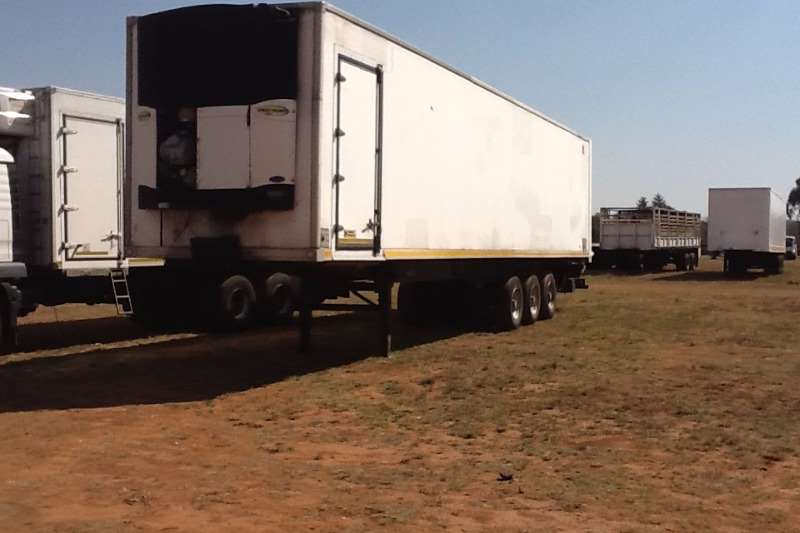 Trailers Other Refrigerated Trailer Various Fridge Trailers 0