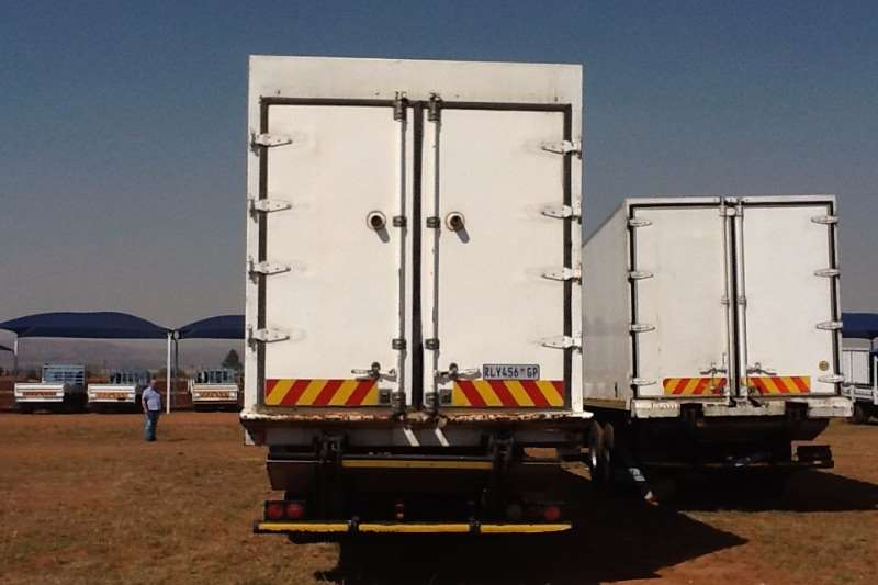 Other Refrigerated trailer Various Fridge Trailers Trailers