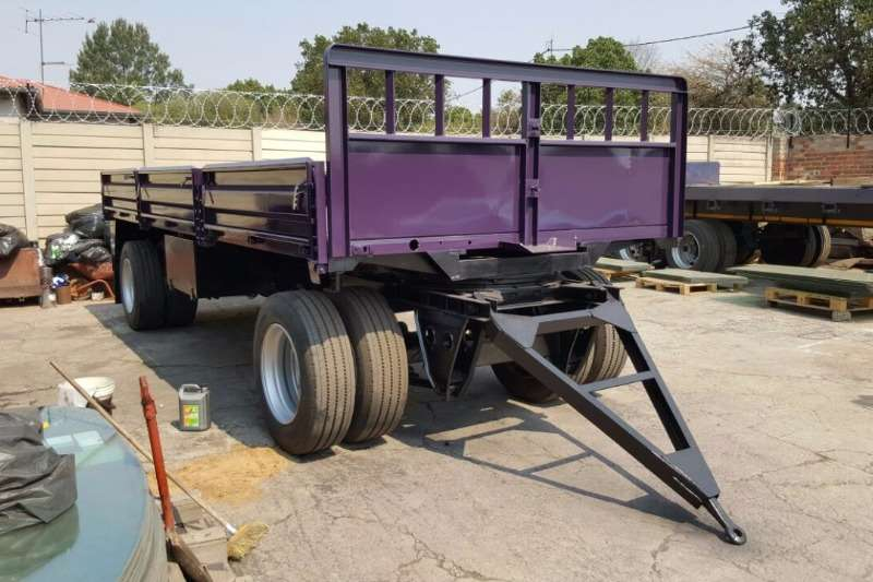 Trailers Other Sandblasting / Spray Painting 0