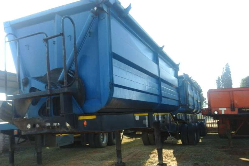 Other Side tipper Various Used Side Tippers Available Trailers