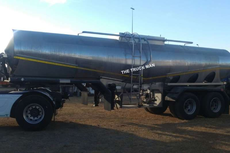 Other Stainless steel tank FLEXI STAINLESS STEEL 16,000 LITRE MILK TANK Trailers