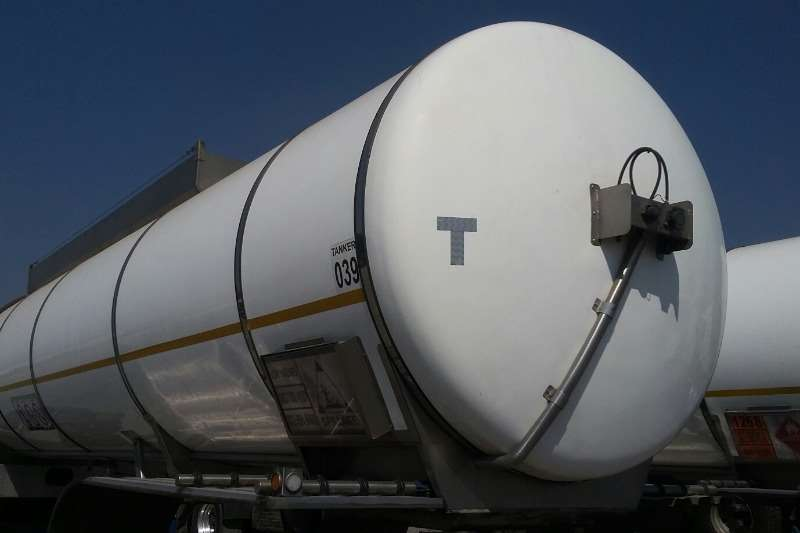 Other Stainless steel tank Used 35 000LT Tri Axle 304 S/S Tank Available Trailers