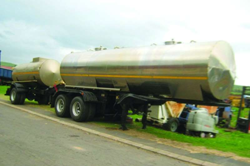 Other Stainless steel tank Wolhuter Trailers