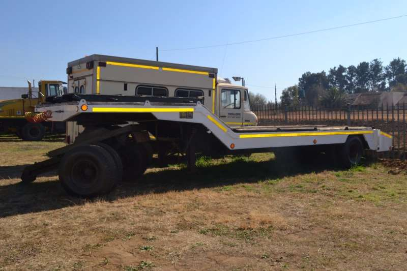 Other Stepdeck Trailers