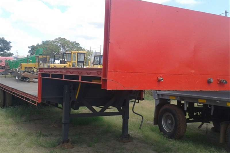 Other Stepdeck S/Axle Trailer Trailers