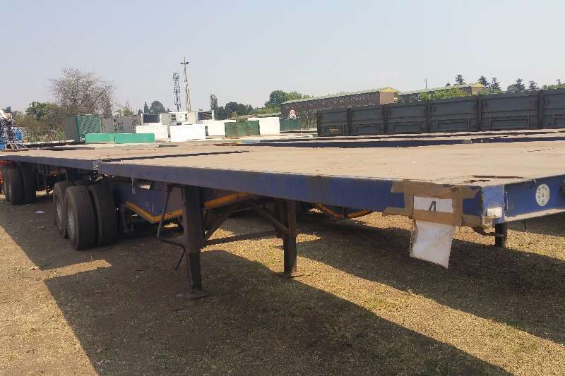 Other Superlink Flatdeck Superlink Trailers