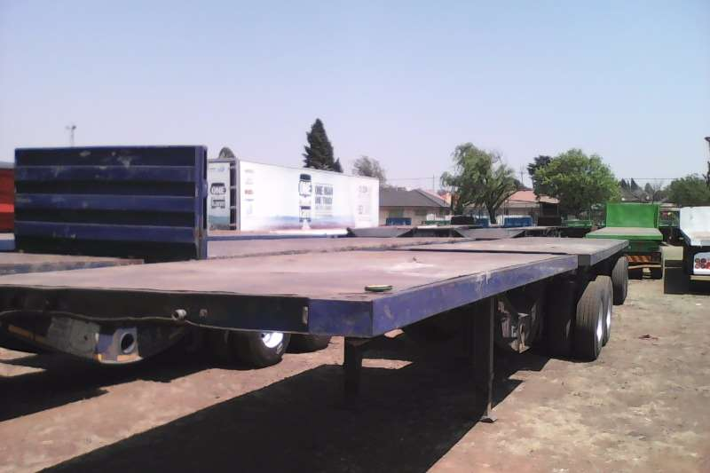Other Superlink Superlink Flatdeck Trailers