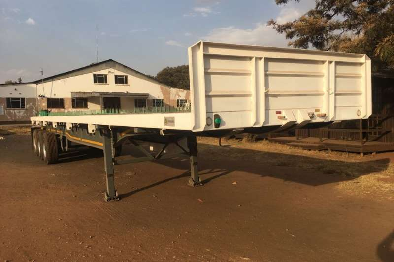 Trailers Other Tri-Axle New Prime Trailers Tri Axle Trailer Available 2017