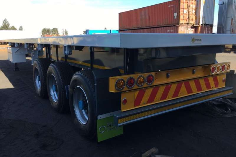 Other Tri-Axle New Prime Trailers Tri Axle Trailer Available Trailers