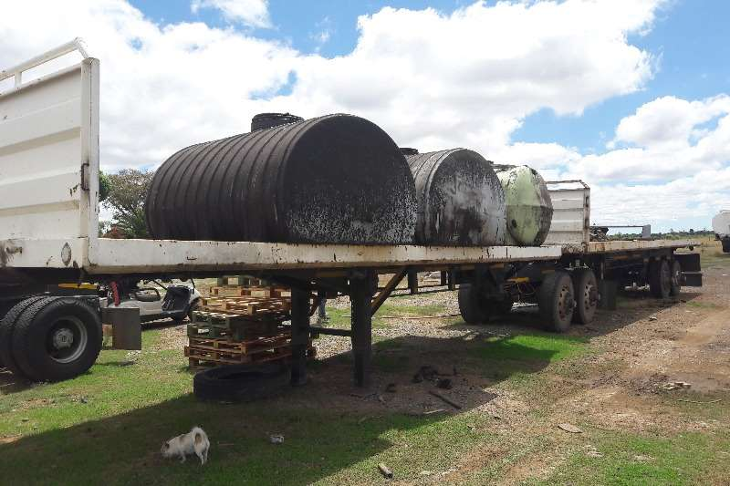 Other Used BDJ 7m + 9m Interlink Trailer Available Trailers