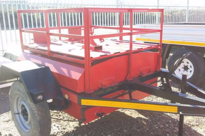 Other Water tanker Aluminium Trailer Trailers