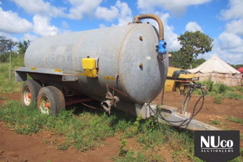 Trailers Other Water Tanker FERPINTA DOUBLE AXLE TRAILER 0