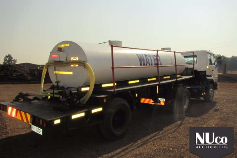 Other Water tanker SINGLE AXLE WATER TANKER TRAILER Trailers
