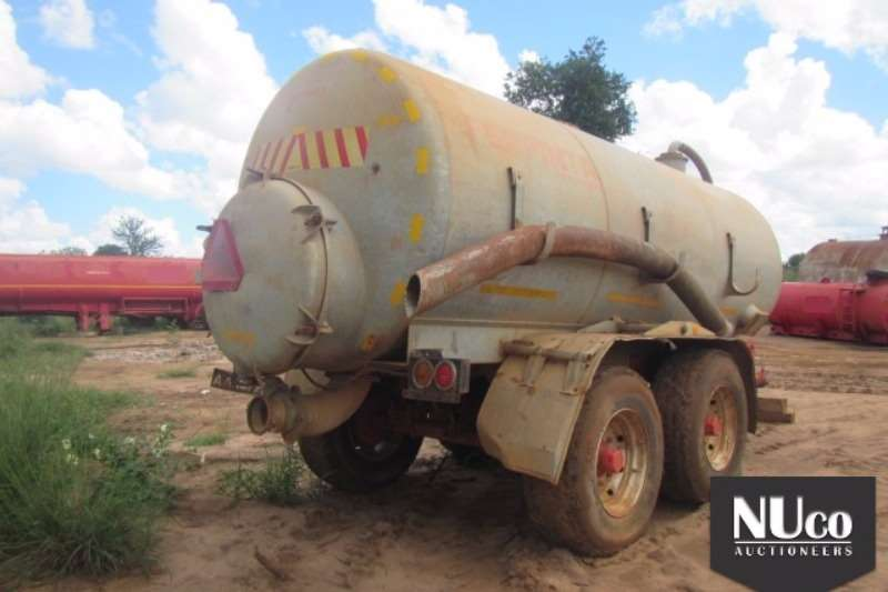 Other Water tanker STAINLESS STEEL WATER TANKER Trailers