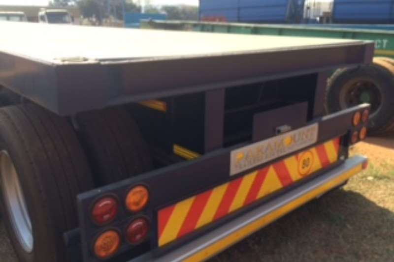 Paramount Flat deck Various New 13m Tri Axle Trailers Available Trailers