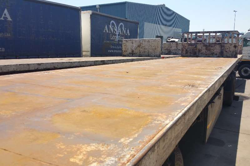 Paramount Superlink Flatdeck Superlink Trailers